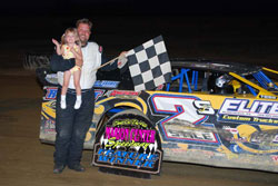 Sammy Stiles is well on repeating as Coal Country Champion, posting five wins already this season.