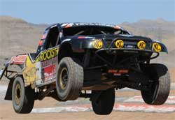 CORR Championship Off-Road Truck Racing resumes at Chula Vista Raceway