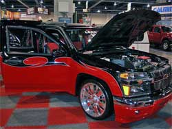 Showcase Colorado Crew Cab at SEMA