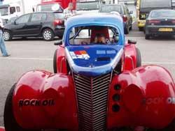 Legends Race Car