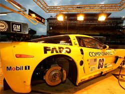 Corvette Racing uses K&N Engineering Products, photo by Greg Johnson