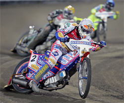 Round three of the World Speedway Grand Prix World Championship Chase takes place at Gothenberg in Sweden on May 30