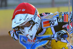 This season, Linus Sundstrom has taken on multiple roles, racing in Sweden, Poland and England.