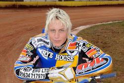 Swedish Rider Linus Sundstrom