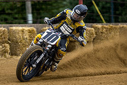 Lloyd Brothers Motorsport and Johnny Lewis 2016 AMA Pro Flat Track
