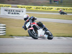 The LMB Streetfighters provides a road racing series for riders that may otherwise never get the experience