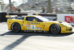 Corvette Racing's next event is the 24 Hours of Le Mans in Le Mans, France on June 13-14.