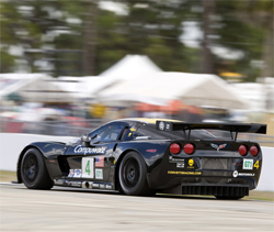 Corvette Racing posted 75 class wins worldwide, including a record 69 ALMS victories