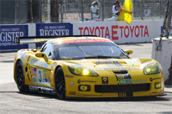 Corvette Racing will mark the end of an era at the Tequila Patron American Le Mans Series at Long Beach, California