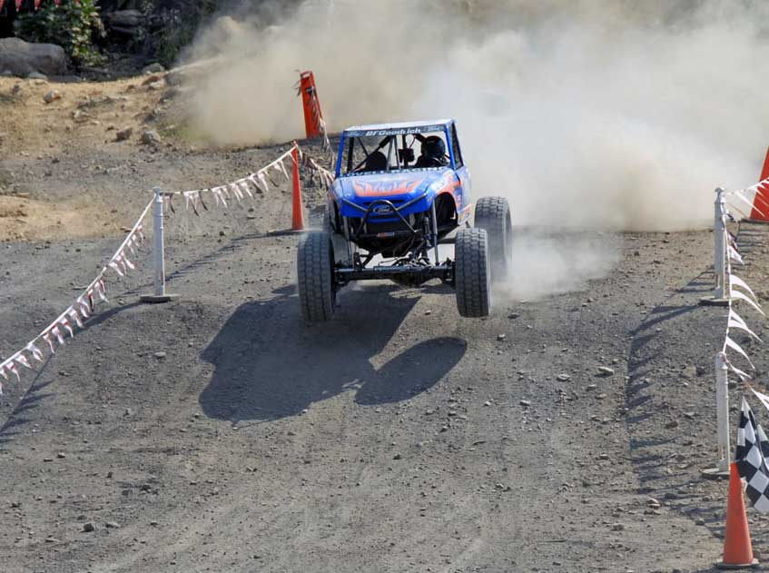 The 2008 Rock Sport season is over but Team Lovell is planning on the start of the seaon next year at the 2009 King of the Hammers race