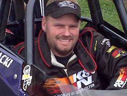 NHRA Super Comp Racer Luke Bogacki