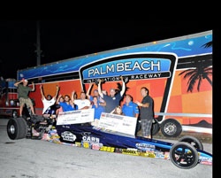 A pair of $5,000 wins at Palm Beach International Raceway 5-Day Bracket Championships was the season ending high note Bogacki was looking for.