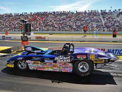 Super Gas Win for Luke Bogacki at 31at annual Lucas Oil NHRA Nationals in Brainerd, Minnesota