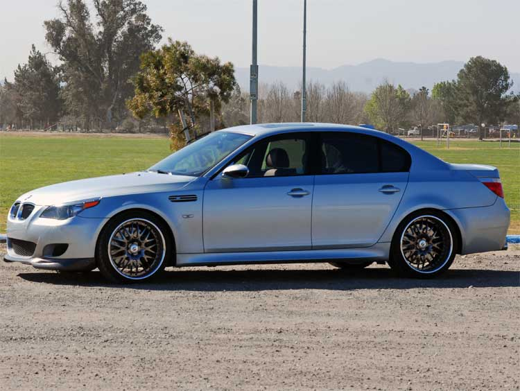 Add estimated 207 horsepower to 2005 to 2008 bmw m5 with kn 2007 bmw m5 sciox Images