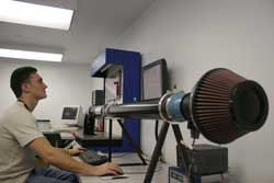K&N Engineering Mass Air Flow Testing
