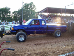 Jonathon Payne won the Lucas Oil Pro Pulling League Midwest Region points race for the second time in as many years.