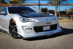 742 Marketing featured this Scion FR-S at SEMA