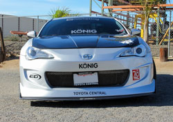 742 Marketing's Jeff Maldonado brought Scion FR-S to SEMA