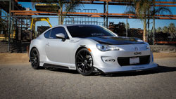 Now that SEMA is over Maldonado wants to take the Scion FR-S to the next level