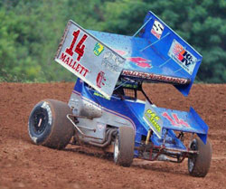 One of his other goals is to win an ASCS Regional Series Tour event this season.
