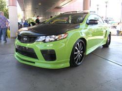 Kia Motors USA 2010 Kia Forte Coupe