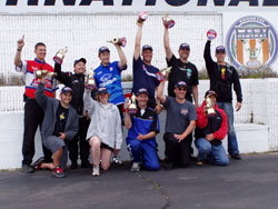 The wire-to-wire win at Brainerd International Raceway had been a long time coming for the hard working Mans Racing team and it was well deserved.