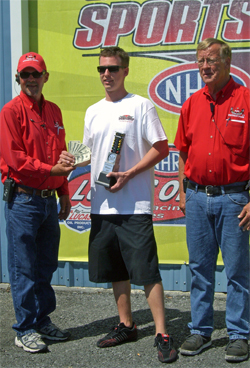 Michael Mans defeated at least 70 competitors to take the win in Belle Rose, Louisiana