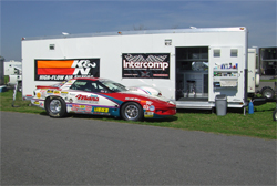 2000 Pontiac Firebird at No Problem Raceway Park in Bell Rose, Louisiana