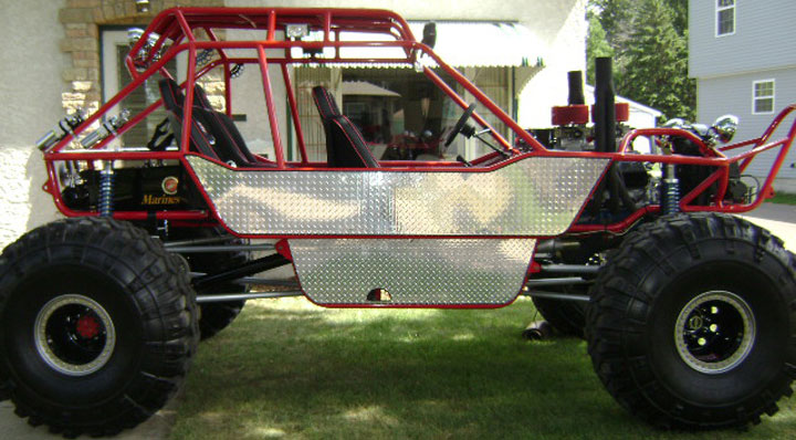 $45,000.00 Custom Rock Crawler