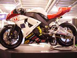 Buckley took off a full two seconds around the Oulton Park circuit aboard his new bikes