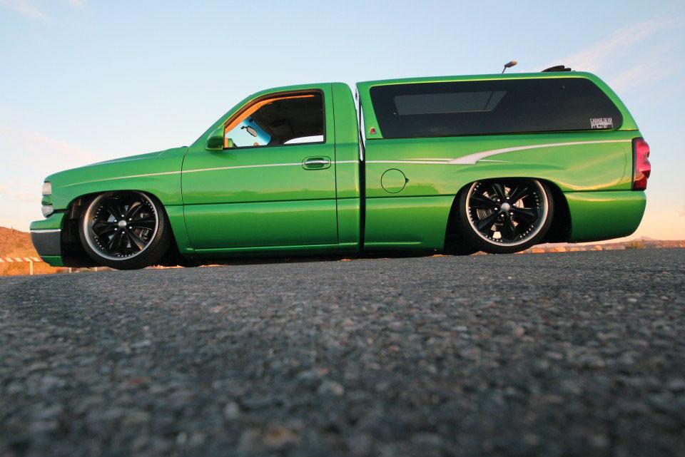 Derek Marlatt Builds Hot Rod Style Modified Chevrolet