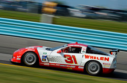 Marsh Racing is in their second season in the Grand Am series.