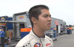 Luis Martinez will appear at the O'Reilly Auto Parts store at 5780 Spring Mountain Rd. From 11 a.m.-1 p.m.