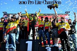 2010 Pro Lite Champion Marty Hart