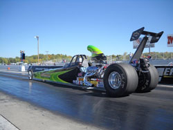 Racing since 1983 Driskell lists being crowned the Division 5 Top Dragster Champion in 2007 near the top of his accomplishments.