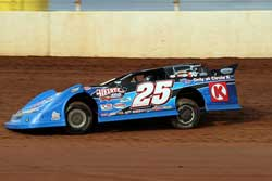 After several near wins, Matt Long and Matt Long Racing walked away from Beckley Motorsports Park with a victory under their belt and aspirations of more checkered flags throughout the remainder of the 2013 season