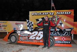 Matt Long claims victory at Carolina Speedway