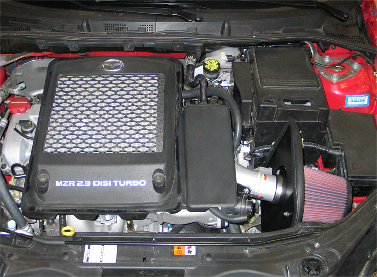Add 25 Horsepower To 2007 2008 And 2009 Mazdaspeed With Kn Air Rhknfilters: 2007 Mazda 3 Air Filter Location At Gmaili.net