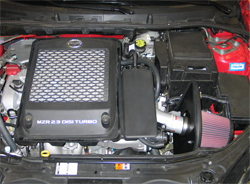 69-6011TS K&N air intake system installed in 2007 Mazdaspeed 3
