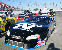 The McGrady family uses K&N products on its racecars as well as tow vehicles and passenger cars