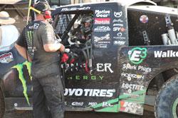 Stronghold Motorsports' Pro-2 Truck Racer Jeremy McGrath