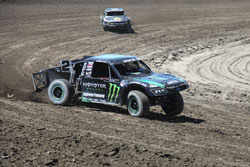Jeremy McGrath's Pro2 Unlimited Truck in the Lucas Oil Off Road Racing Series (LOORRS)