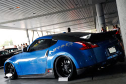 SEMA featured Nissan 370z demands attention