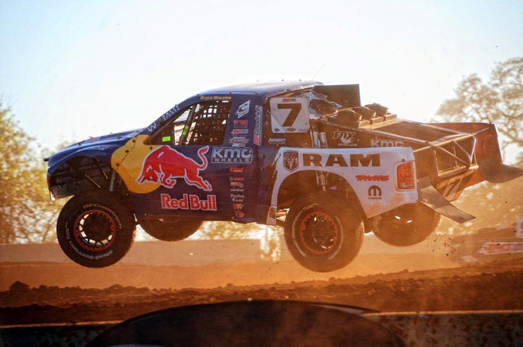Red Bull/Menzies Motorsports Truck Racers Finish First at SCORE ...