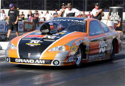 The 50th NHRA Winternationals are on the 2010 racing schedule for Mike Ferderer in his K&N Filters 2004 Pontiac Grand Am