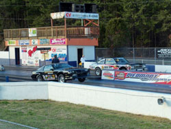 Beard won the CCRA event with a solid .019 reaction time and a dead-on 6.678 on a 6.67 dial-in.