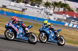 Michael Jordan Motorsports riders, Danny Eslick and Roger Hayden are looking forward to a successful season in 2013.