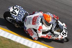 2008 AMA Formula Xtreme Champion Jake Zemke.