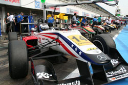 The K&N sponsored driver is excited to carry his highly success 2011 momentum into the 2012 F3 Euro Series.
