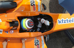 The Mücke Motorsport team is flat-out awesome says Lewis.